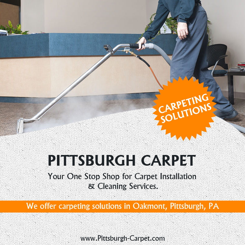 Pittsburgh Carpet Cleaning Services